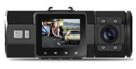 vantrue n2 pro auto LCD best truck dash cam