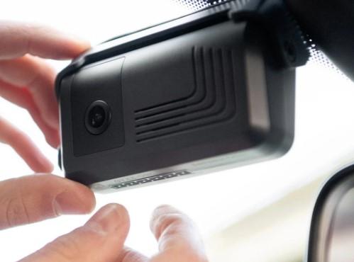 Samsara installation best truck dash cam
