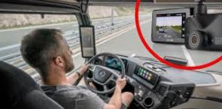 Best dash cam position in a Truck