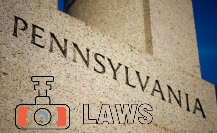 are dash cams legal in pennsylvania